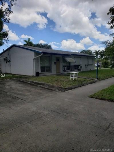 7031 Park St, Hollywood, FL 33024 - #: A10679893