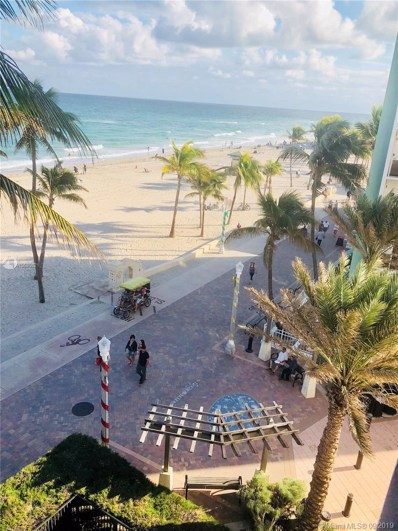 851 N Surf Road UNIT 503, Hollywood, FL 33019 - #: A10680821