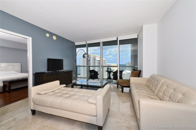 475 Brickell Ave UNIT 2707, Miami, FL 33131 - MLS#: A10681132
