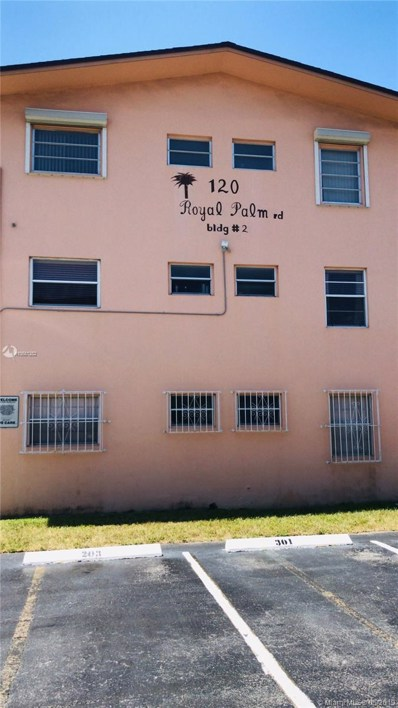120 Royal Palm Rd UNIT 102, Hialeah Gardens, FL 33016 - #: A10681282