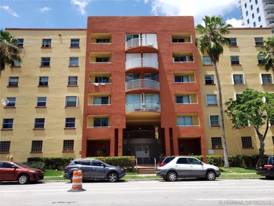 501 SW 1st St UNIT 209, Miami, FL 33130 - MLS#: A10683747