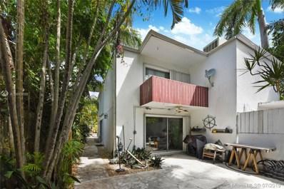 2670 Bird Ave UNIT 8, Miami, FL 33133 - MLS#: A10683893