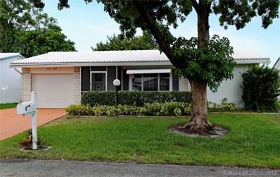 1120 NW 88th Way, Plantation, FL 33322 - MLS#: A10684703