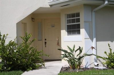 2209 SE 27 Drive UNIT 105-A, Homestead, FL 33035 - MLS#: A10685200