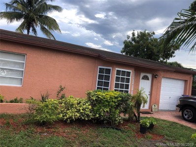 6210 SW 15th St, North Lauderdale, FL 33068 - #: A10685774