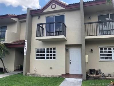 6110 SW 129th Pl UNIT 1706, Miami, FL 33183 - #: A10686356