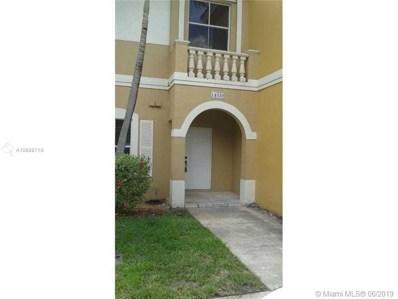 14030 SW 49th St UNIT 10, Miramar, FL 33027 - #: A10686719