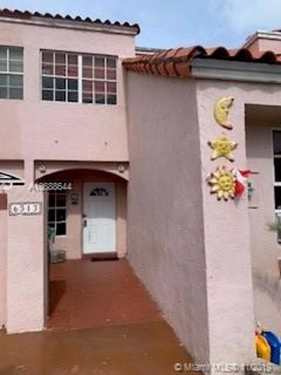 6513 SW 129th Ave UNIT 6513, Miami, FL 33183 - #: A10688644