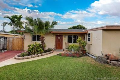 6710 Douglas St, Hollywood, FL 33024 - MLS#: A10689308