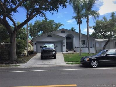 920 Johnson St, Hollywood, FL 33019 - #: A10690323