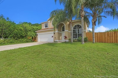1465 SW Stony Ave, Port St. Lucie, FL 34953 - #: A10692501