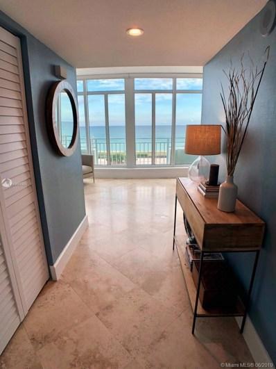7600 Collins Ave UNIT 1206, Miami Beach, FL 33141 - #: A10693382