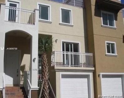 1658 Hayes St, Hollywood, FL 33020 - MLS#: A10693788