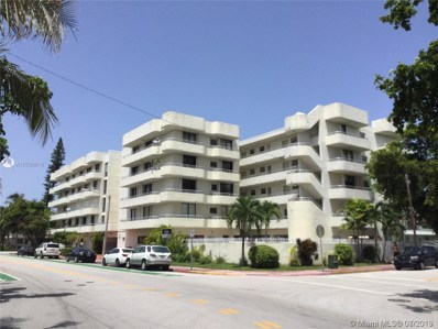8201 Byron Ave UNIT 403, Miami Beach, FL 33141 - MLS#: A10700616