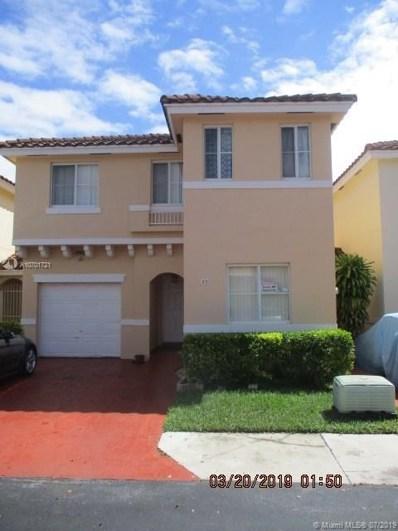 14912 SW 104th St UNIT 45, Miami, FL 33196 - #: A10701721