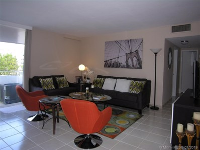 8001 Byron Ave UNIT 3F, Miami Beach, FL 33141 - MLS#: A10703078
