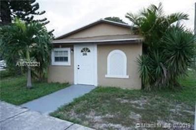 245 NW 6th Ave, Dania Beach, FL 33004 - MLS#: A10703221