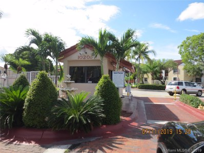 10245 NW 9th St Cir UNIT 205-9, Miami, FL 33172 - MLS#: A10703760