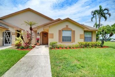 9511 S Boca Gardens Cir S UNIT B, Boca Raton, FL 33496 - #: A10704768