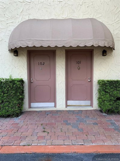 300 NW 42 Ave UNIT 102, Miami, FL 33183 - MLS#: A10705334