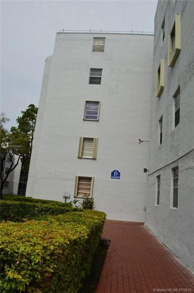 14165 SW 87 St UNIT D-201, Miami, FL 33176 - MLS#: A10705345