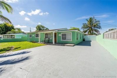 3460 NW 171st Ter, Miami Gardens, FL 33056 - #: A10706938