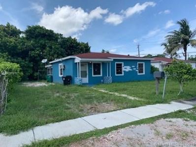 981 NE 156th Ter, North Miami Beach, FL 33162 - MLS#: A10707017