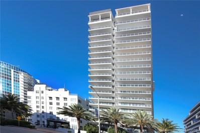 3737 Collins UNIT S-604, Miami Beach, FL 33140 - #: A10707186