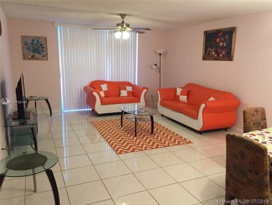 301 NE 14th Ave UNIT 507, Hallandale, FL 33009 - #: A10708744