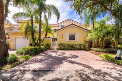 1505 Yellowheart Way, Hollywood, FL 33019 - #: A10710102