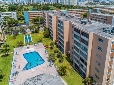 301 NE 14th Ave UNIT 502, Hallandale, FL 33009 - #: A10710377