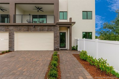 345 SW 16th Ct, Fort Lauderdale, FL 33315 - #: A10713413