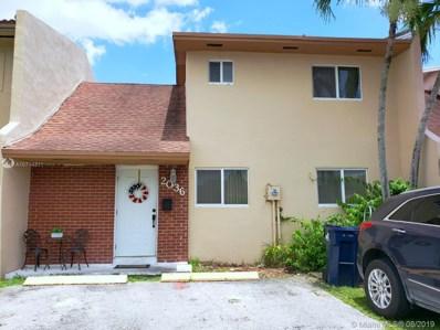 2036 SW 103rd Ct UNIT 2036, Miami, FL 33165 - MLS#: A10714311