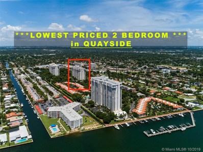 1000 Quayside Ter UNIT 407, Miami, FL 33138 - MLS#: A10714519