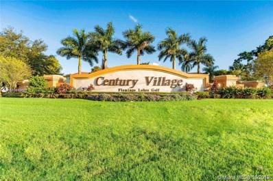 12600 SW 5th Ct UNIT 102L, Pembroke Pines, FL 33027 - #: A10715638