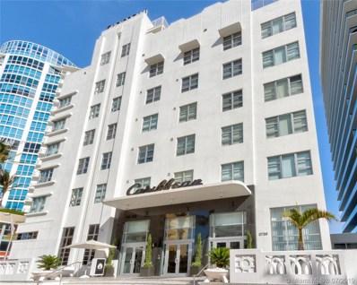 3739 Collins Ave UNIT N-407, Miami Beach, FL 33140 - #: A10716130