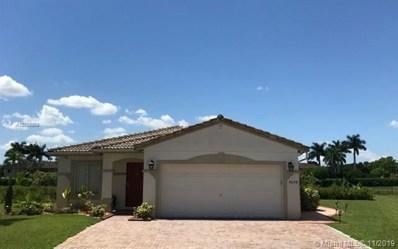 4698 SW 134th Ave, Miramar, FL 33027 - #: A10716989