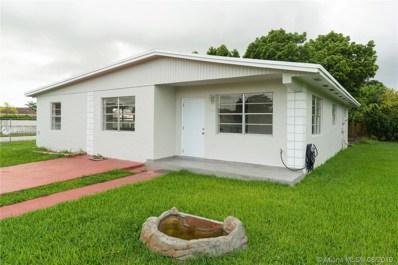 11500 SW 182nd Ter, Miami, FL 33157 - MLS#: A10718310