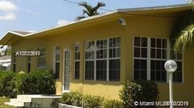 499 NE 112th St, Miami, FL 33161 - MLS#: A10720647