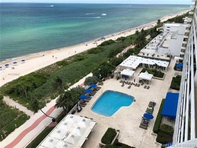 5555 Collins Ave UNIT 14D, Miami Beach, FL 33140 - #: A10720840