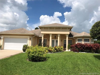 4118 SW Tuscol St, Port St. Lucie, FL 34953 - MLS#: A10721085