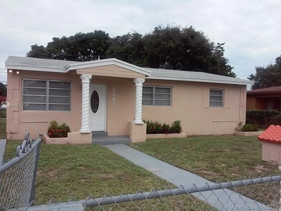 3431 NW 173rd Ter, Miami Gardens, FL 33056 - #: A10721528