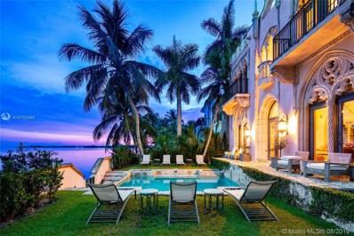 1840 S Bayshore Ln, Coconut Grove, FL 33133 - MLS#: A10722490