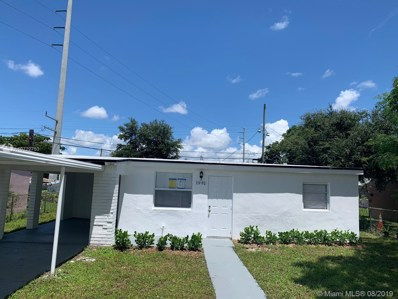 1991 Wilmington St, Opa-Locka, FL 33054 - MLS#: A10722753