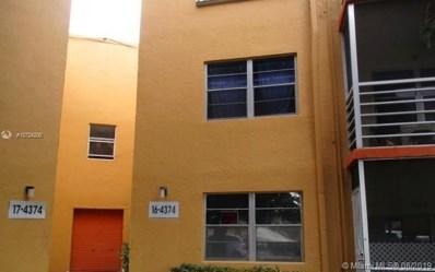 4374 NW 9th Ave UNIT 16-1B, Deerfield Beach, FL 33064 - #: A10724208
