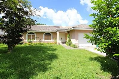 12838 SW 207th Ter, Miami, FL 33177 - MLS#: A10724356