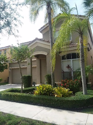 15811 SW 48th Mnr, Miramar, FL 33027 - #: A10725942