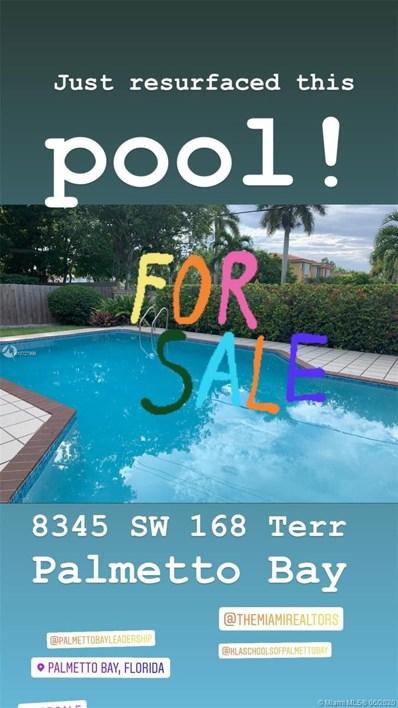 8345 SW 168th Ter, Palmetto Bay, FL 33157 - #: A10727998