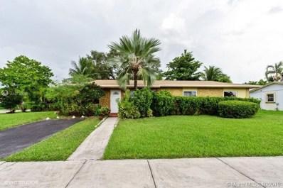 11 NE 206th Ter, Miami Gardens, FL 33179 - MLS#: A10730050