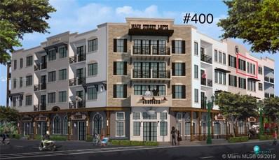 4100 Davie Road UNIT 400, Davie, FL 33314 - #: A10731632